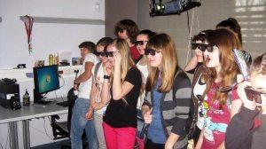 Učenici oduševljeni posjetom Institutu