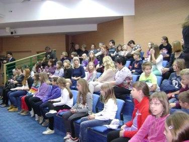 Publika je ispunila dvoranu do posljednjeg mjesta