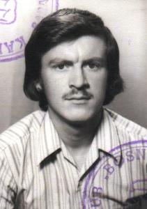 prof Mato Merdžan 1978