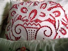 Karakterističan motiv štikane jastučnice