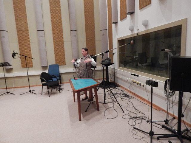 Studio za snimanje radio drama