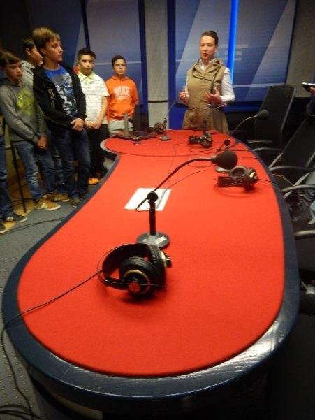 Noviji studio u kojem se gosti snimaju i za televiziju